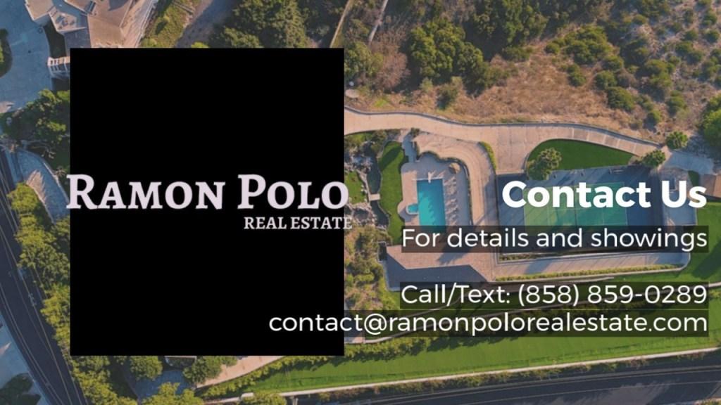 Ramon Polo Real Estate Contact